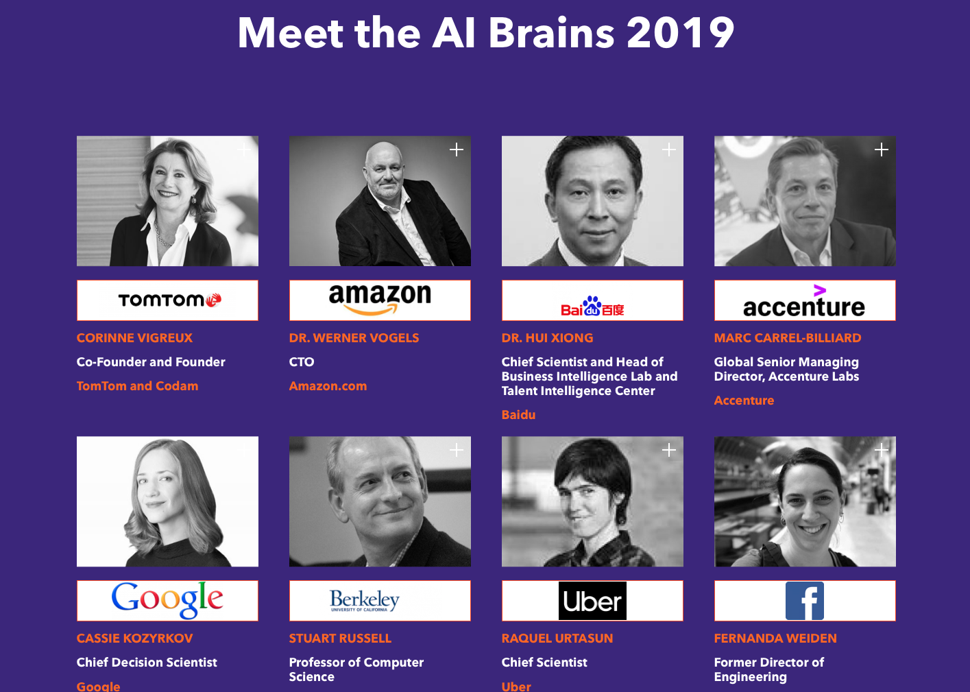 CARiOT на World Summit AI 2019